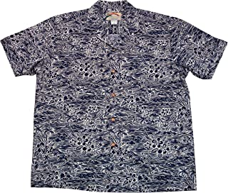 product image for Surf and Turf Men's Hawaiian Aloha Cotton Shirt