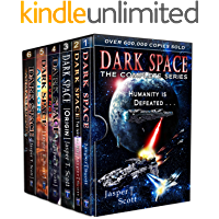 Dark Space: The Complete Series (Books 1-6) book cover
