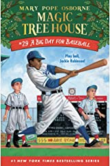 A Big Day for Baseball (Magic Tree House (R) Book 29) Kindle Edition