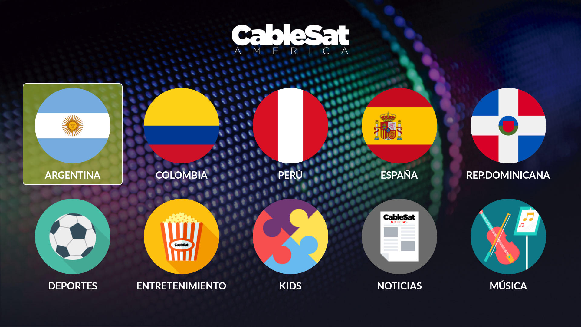 Cablesat streaming: Amazon.es: Appstore para Android