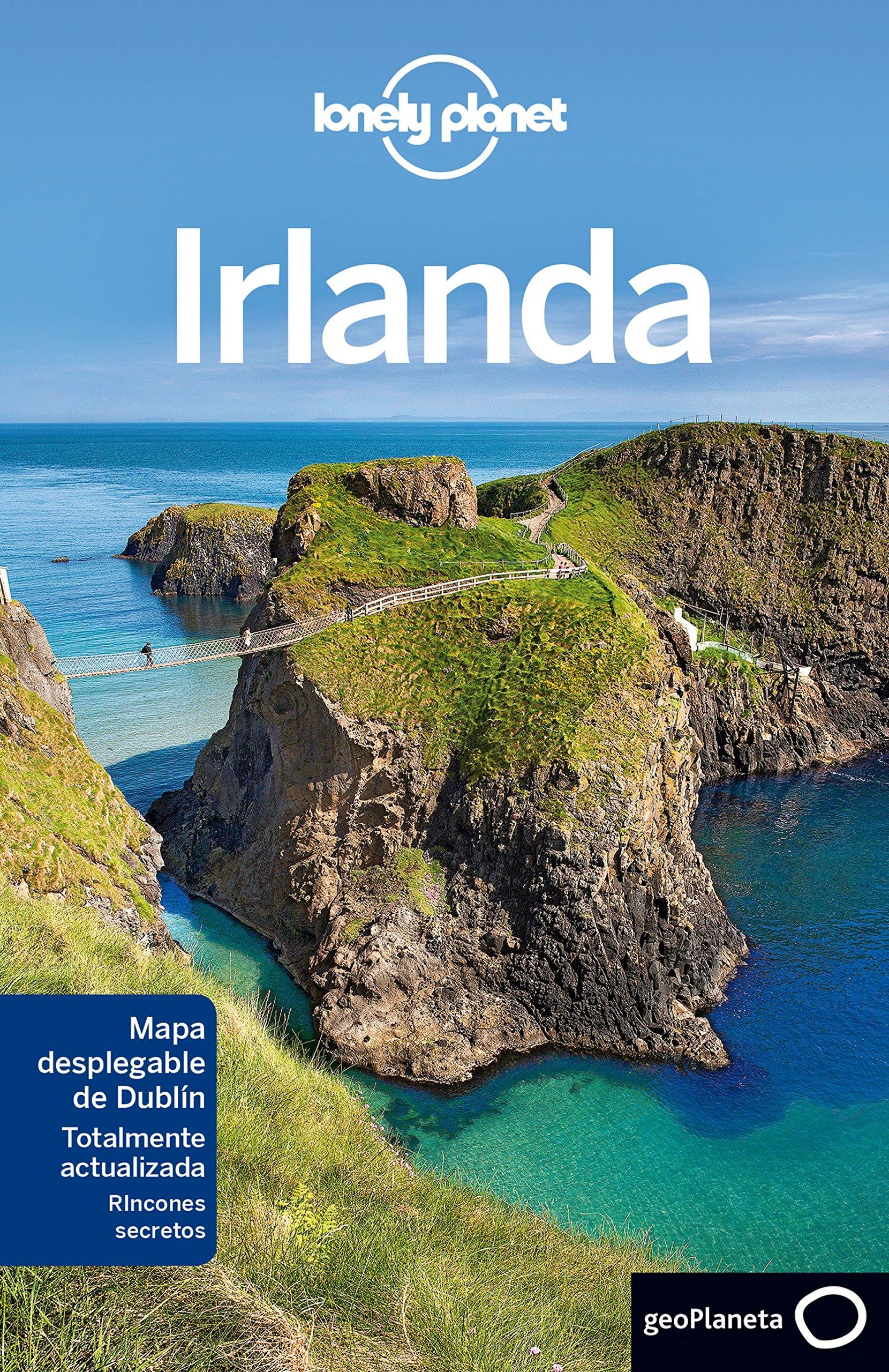 Irlanda 4: 1 Guías de País Lonely Planet Idioma Inglés ...
