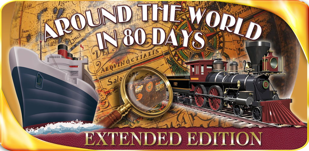 Image result for Around the World in Eighty Days: Extended Edition
