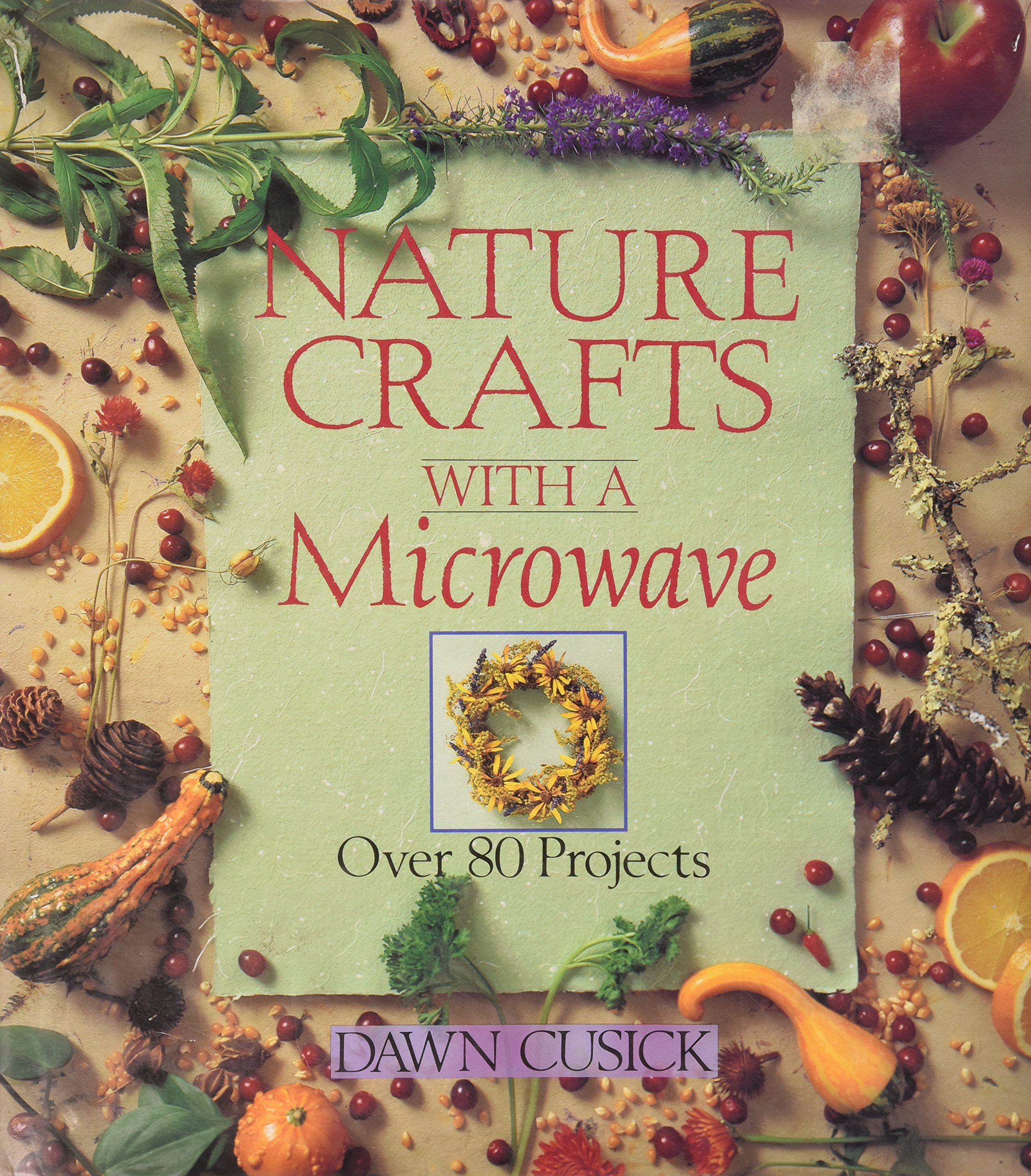 Nature Crafts Microwave Dawn Cusick product image
