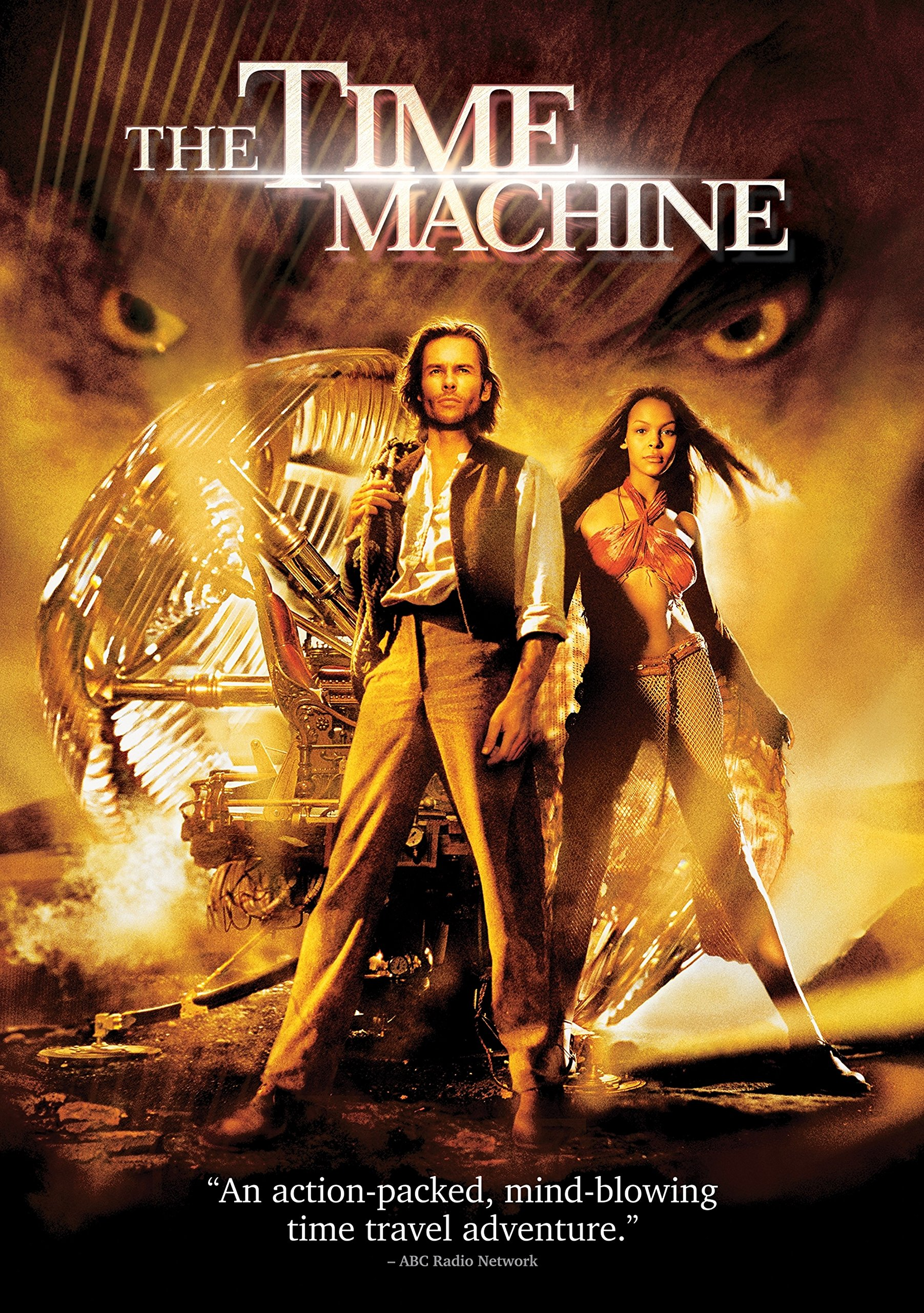 DVD : The Time Machine (Widescreen, Dolby, AC-3, Digital Theater System, Dubbed)
