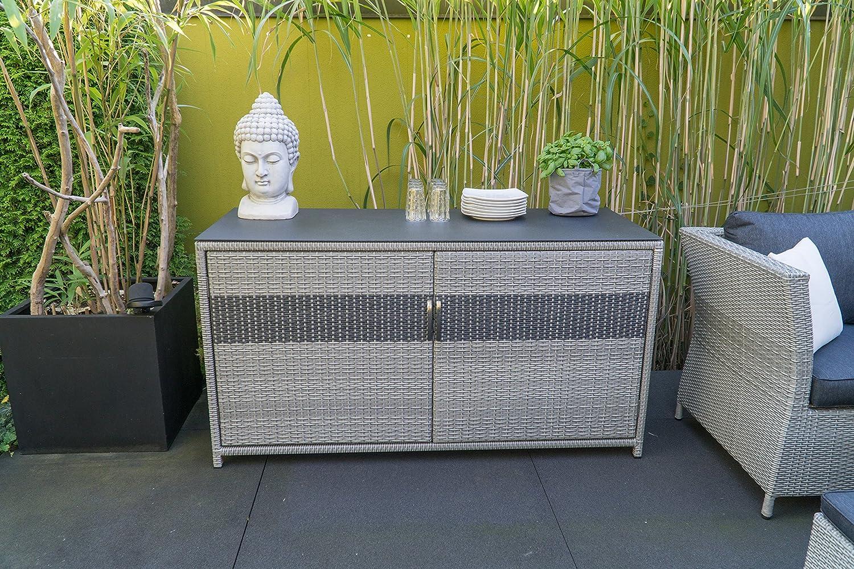 kissenbox sideboard anrichte 760 liter g nstig kaufen. Black Bedroom Furniture Sets. Home Design Ideas