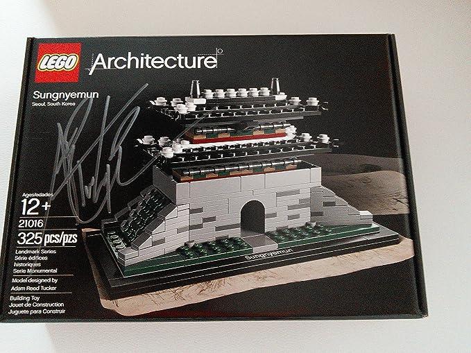 LEGO Architecture 21016 Sungnyemun (japan import): Amazon.es: Juguetes y juegos