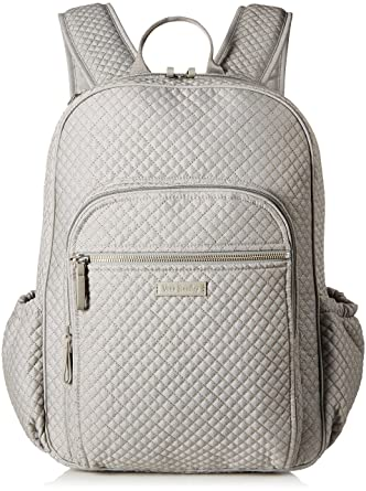 Amazon.com  Vera Bradley Iconic Campus Backpack f66b80907d37e
