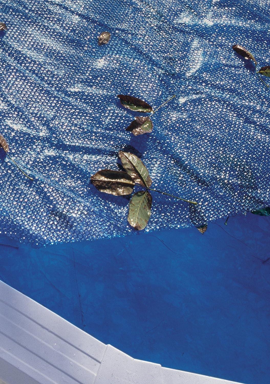 Gre CPROV610 - Cobertor de Verano para Piscina Ovalada de 610 x ...