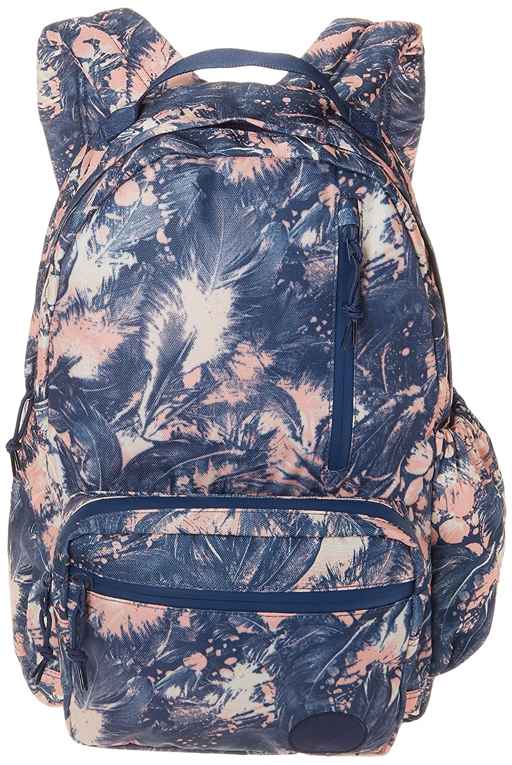 Converse All Star Go Backpack Feather Print, Pale Pink, One