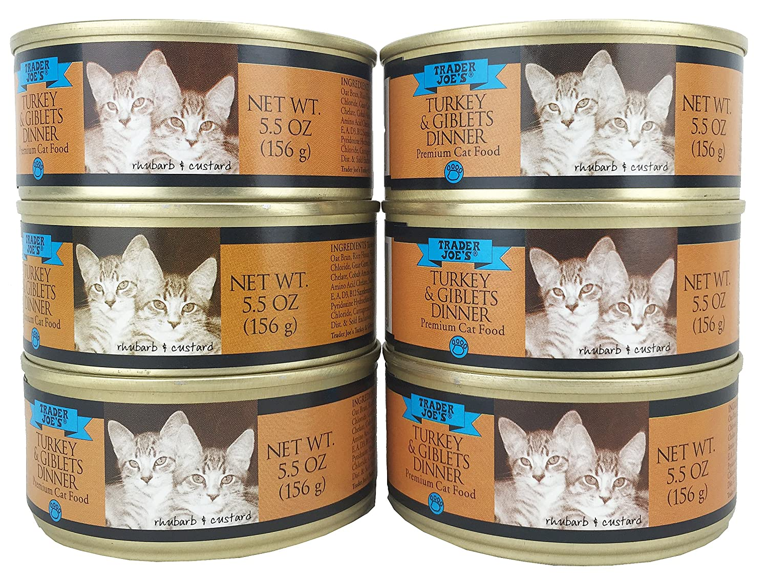 Advantages of Trader Joe's cat food
