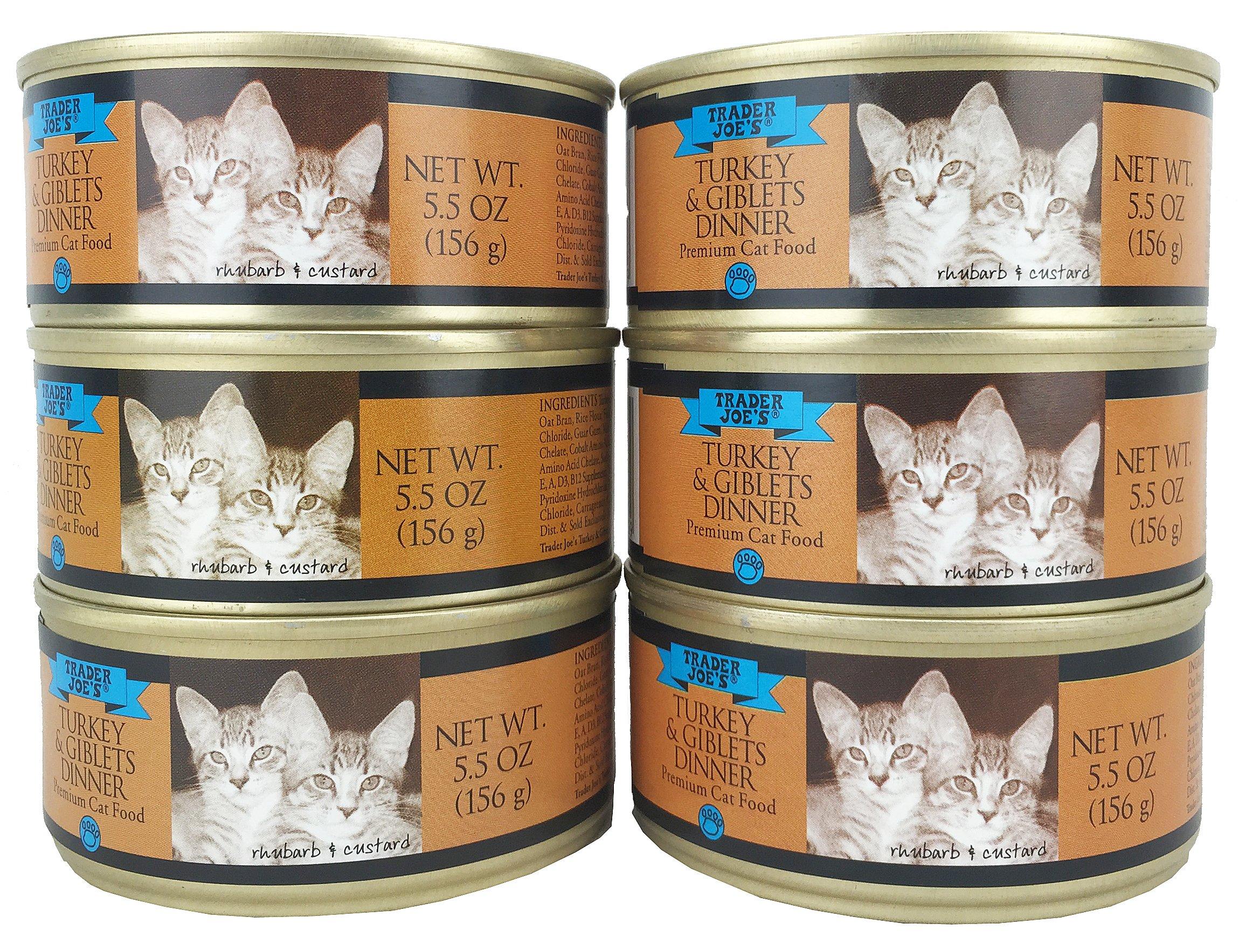 Trader Joe S Wholesome And Natural Cat Food Formula