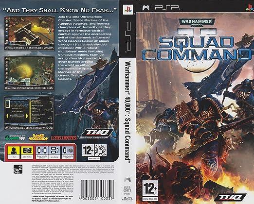 1 opinioni per Warhammer 40.000: Squad Command (PSP)