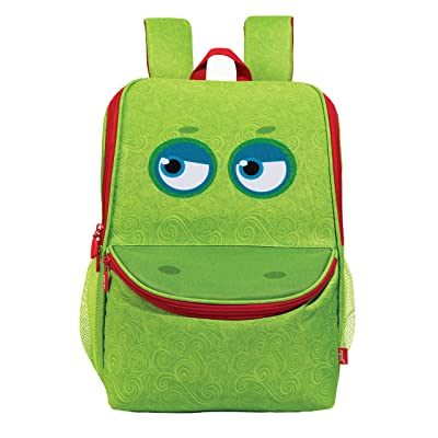 ZIPIT Wildlings Backpack for Children, Green