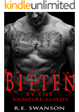 Bitten by the Vampire Lords: Paranormal Vampire BBW Romance Collection