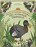 Petites et grandes histoires des animaux disparus