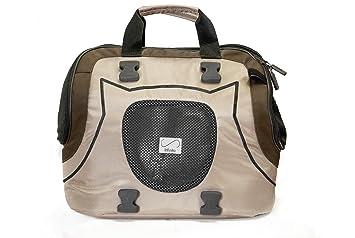b9c530b356be PetEgo Infinita Universal Sport Bag, Tan/ Brown