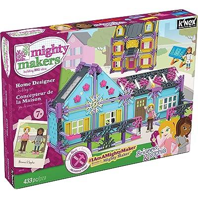 K'NEX 43535 Home Designer Building Set Building Kit: Toys & Games