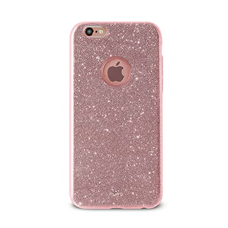 in vendita 3c97b ded0b Puro PC with TPU Shine Cover Case for Apple iPhone 7 - Rose Gold