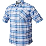 BLACKHAWK! Men's Plaid 1700 Short Sleeve Shirt