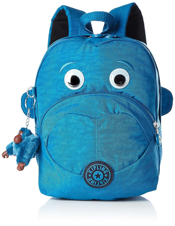 [キプリング] Amazon公式 正規品 FAST リュックK08568 B01N4NC7WM BLUE GREEN MIX BLUE GREEN MIX