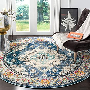 Safavieh Monaco Collection MNC243N Area Rug