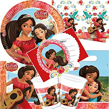 101 Juego De Pary Juego De Elena De Avalor De Disney Para