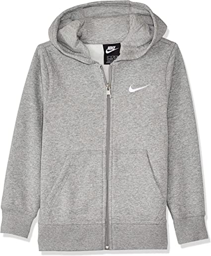 sweat zippe nike noir xl