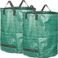GardenMate® 2X Sacchi per i rifiuti da Giardino 500L