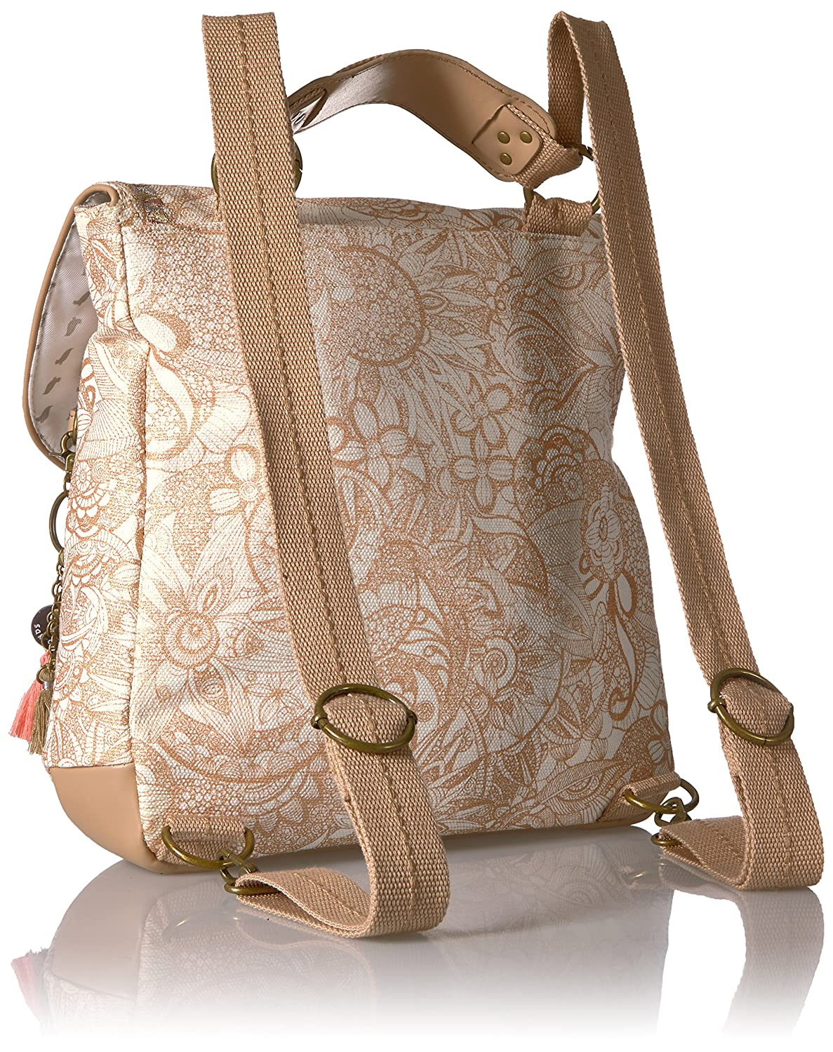 Sakroots Womens Convertible Backpack 108015
