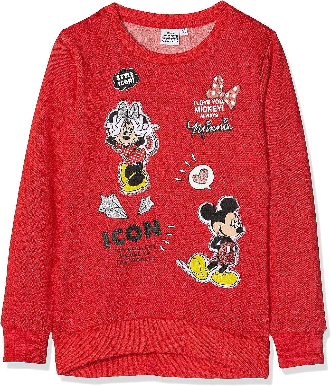 Minnie Disney Sudadera para Niñas: Amazon.es: Ropa y accesorios