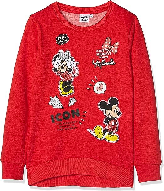 Disney Minnie Felpa Bambina