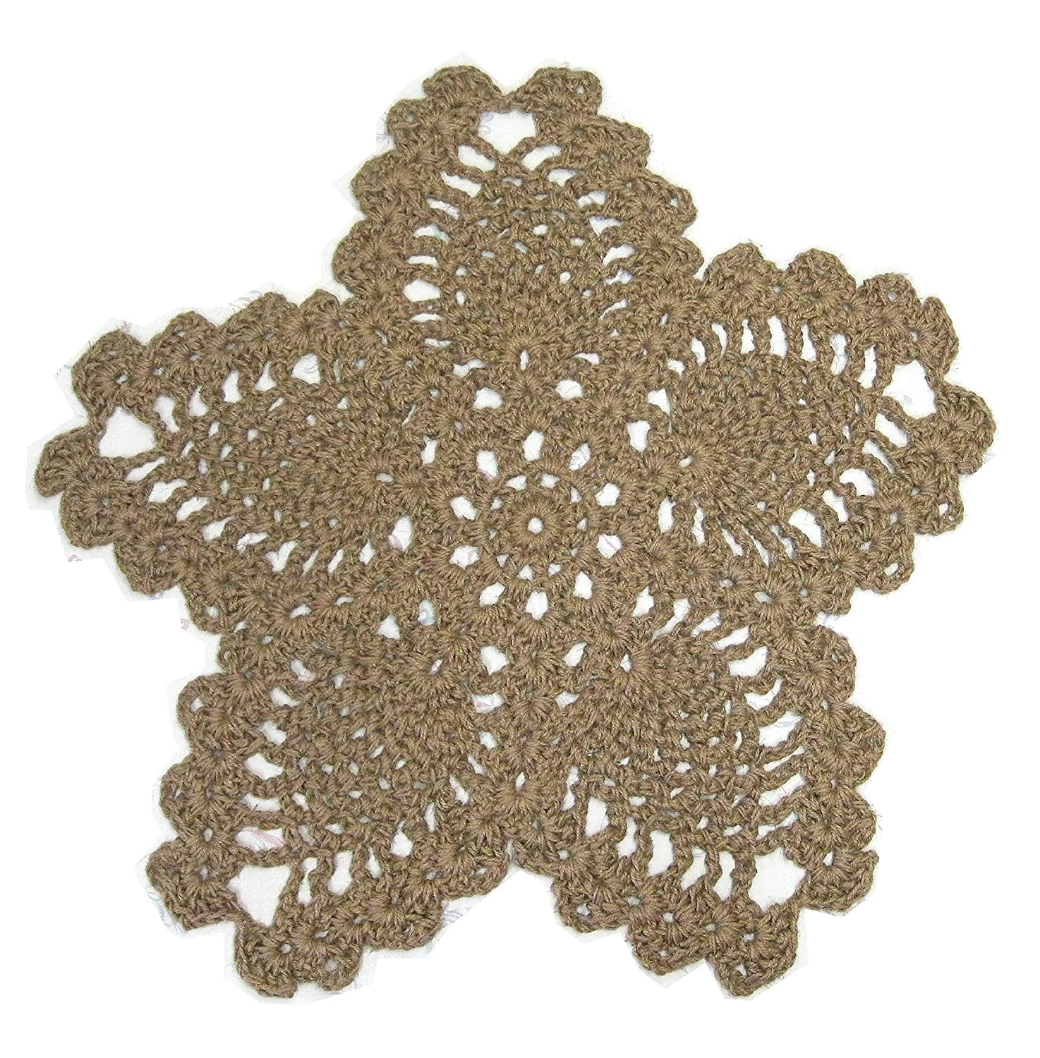 Amazon Flower Or Star Jute Area Rug Made To Order Natural