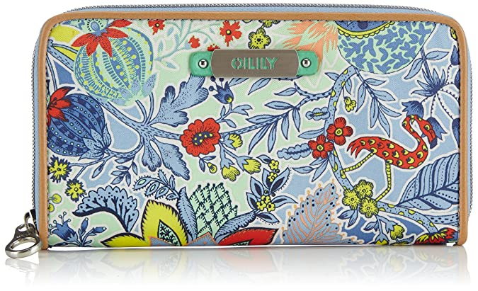 Oilily Oilily Travel Wallet - Monedero de Material sintético ...