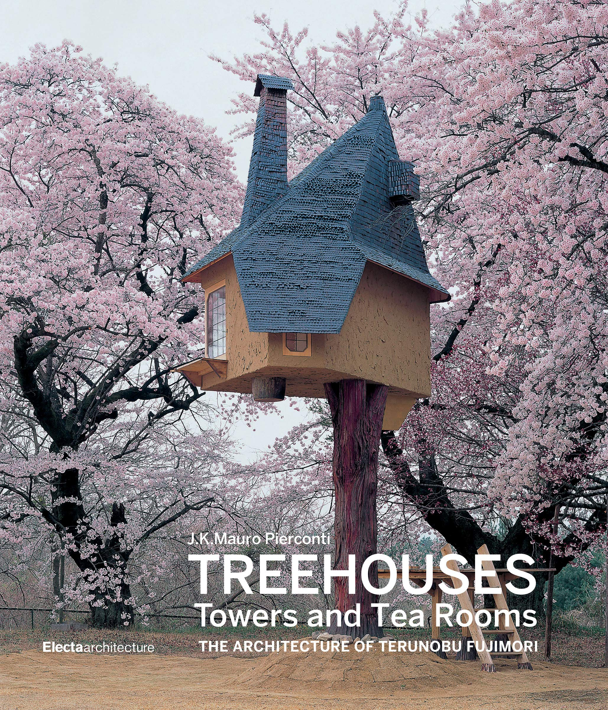 Treehouses, Towers, and Tea Rooms: The Architecture of Terunobu Fujimori by Electa