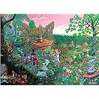 Wonderland Jigsaw Puzzle: 1000 Pieces