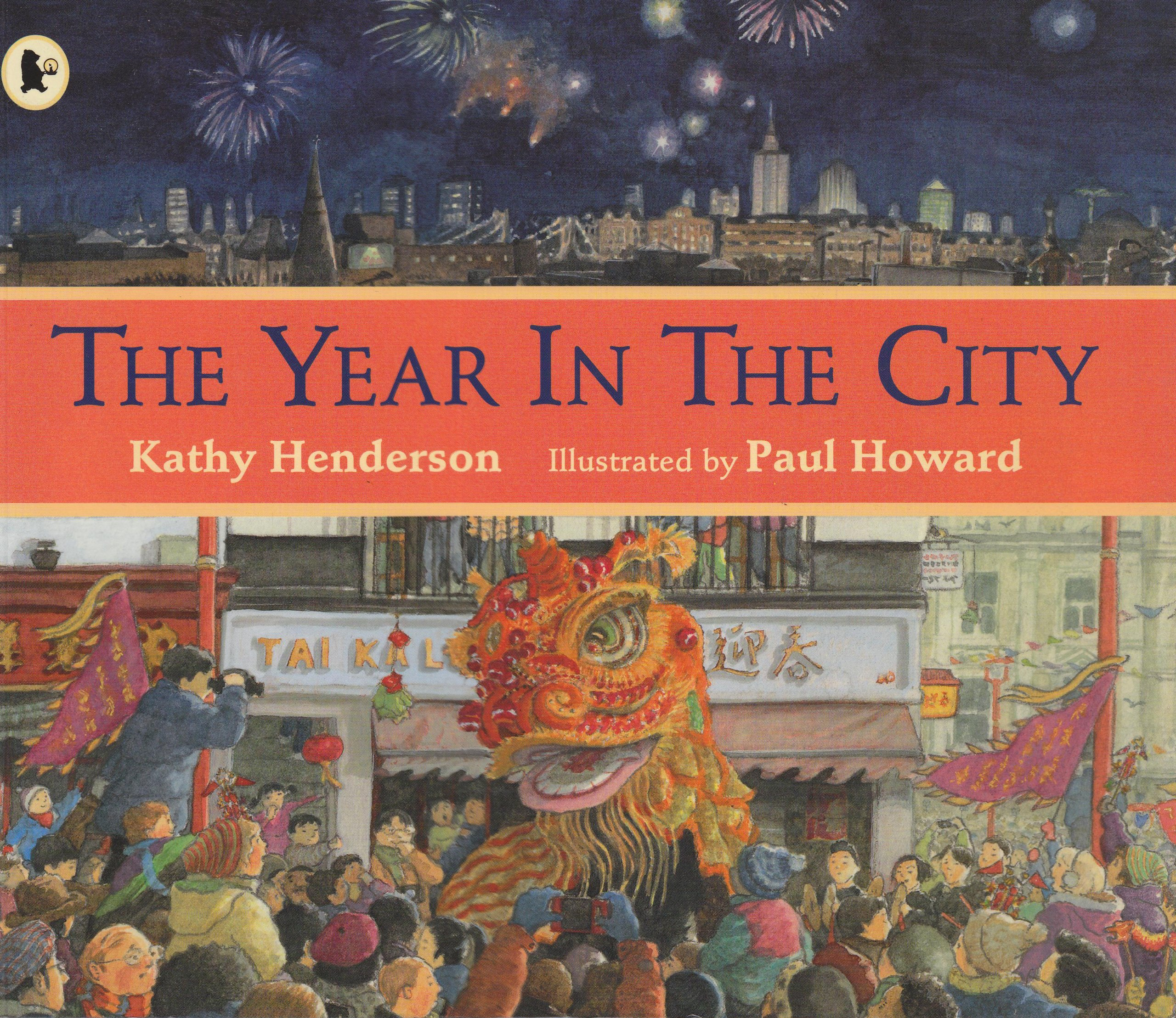 Download A Year in the City PDF