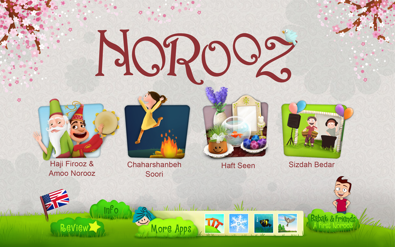 Amazon Norooz Persian New Year Appstore For Android