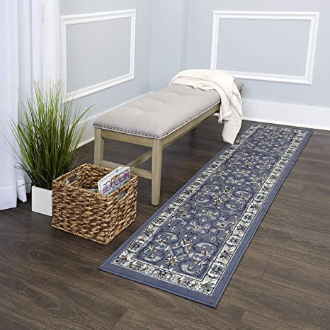 Amazon.com: Home Dynamix HD812-327 Muse Traditional Area Rug ...