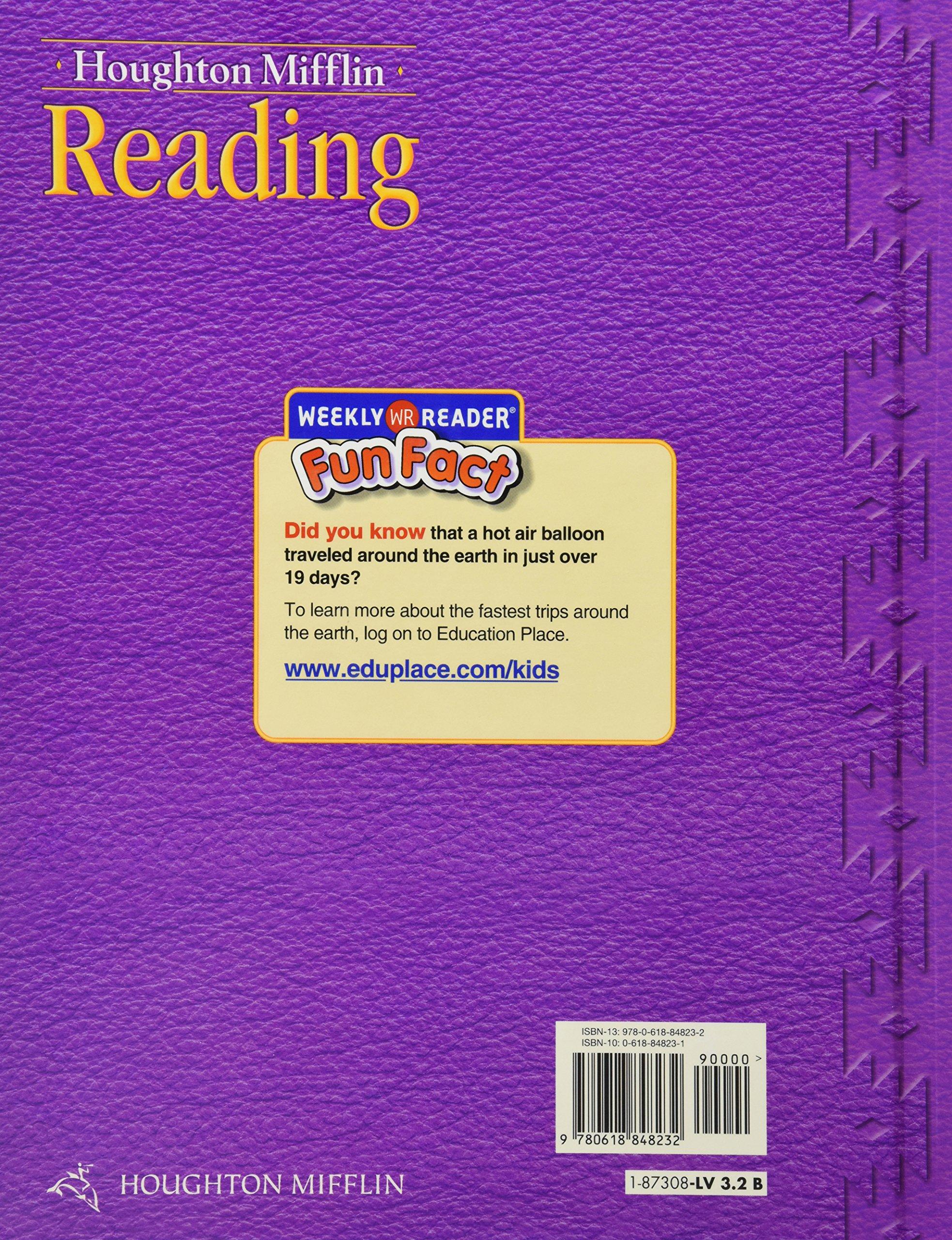 Amazon.com: Reading Horizons 3 2 (Houghton Mifflin Reading)  (9780618848232): HOUGHTON MIFFLIN: Books