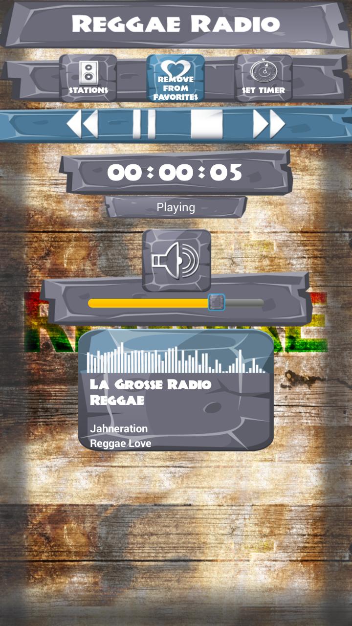 Radio Reggae: Amazon.es: Appstore para Android