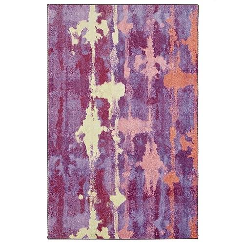 Mohawk Home Vorma Purple Area Rug, 5 x8 ,