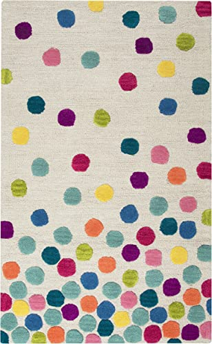 Rizzy Home Play Day Collection Wool Area Rug