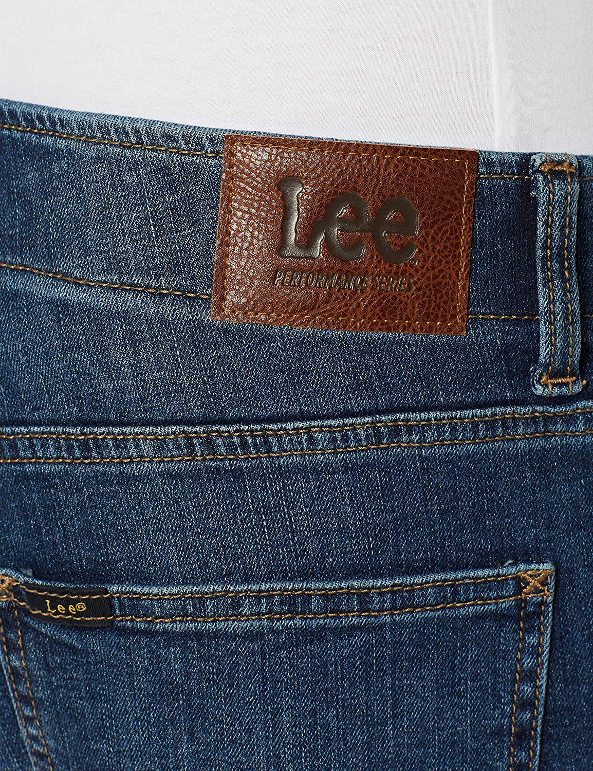 Lee Mens Extreme Motion Straight Jeans