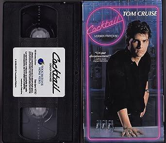 Cocktail [VHS]: Amazon.es: Tom Cruise, Bryan Brown, Elisabeth ...