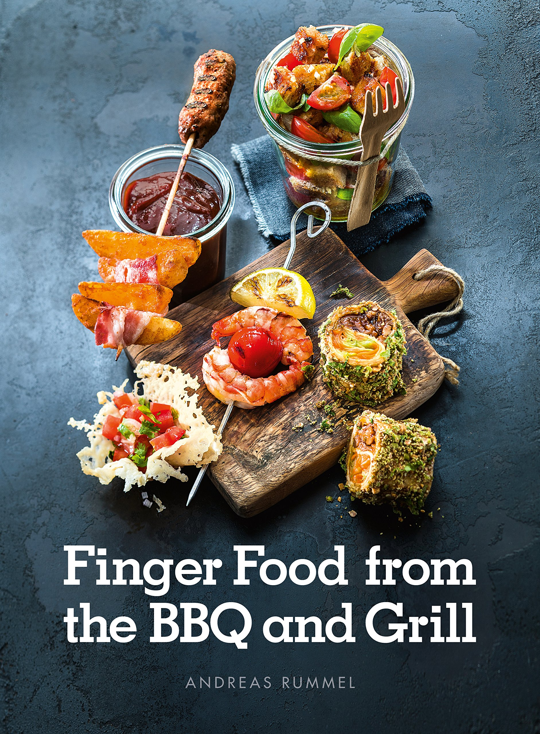 finger food from the bbq and grill livros na amazon brasil