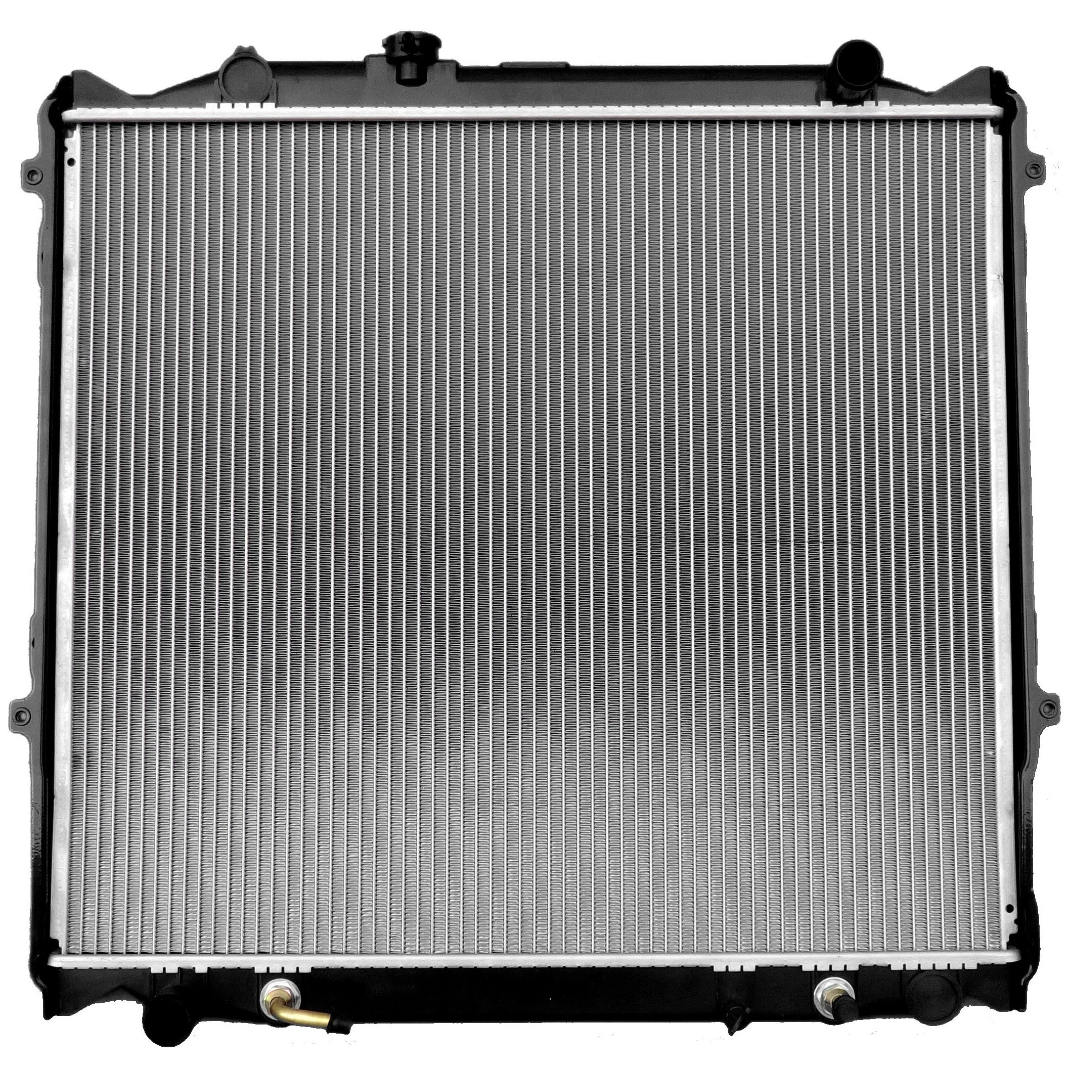 ECCPP 1998 Radiator fits for 1996-2002 Toyota 4Runner Limited/Base/SR5 Sport Utility 4-Door 2.7L 3.4L