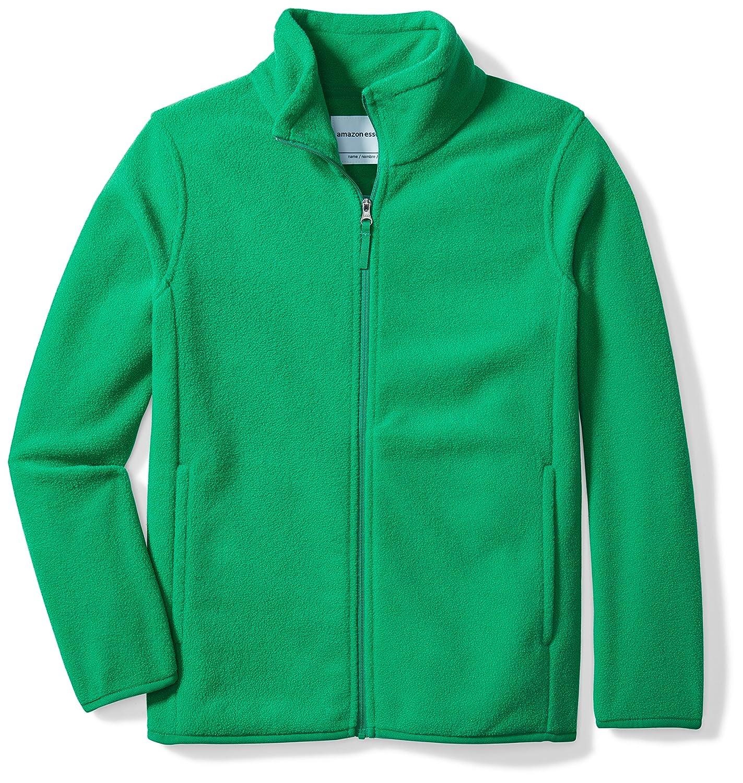 Amazon Essentials Boys Full-Zip Polar Fleece Jacket B-S17AE10010