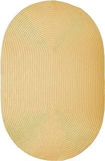 product image for Colonial Mills Boca Raton Area Rug, 5x7, Pale Banana