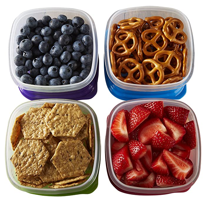 Top 9 Plastic Food Containers 16 Oz Square