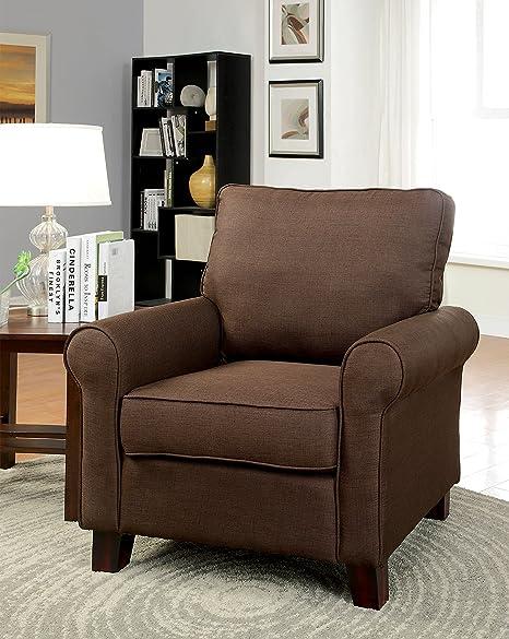 Amazon.com: Muebles de América avonte Arm Chair: Kitchen ...